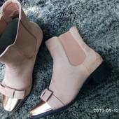 Женские ботиночки! 37р-23.5 см!