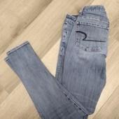 Стильные стрейчевые джинсы для девочки! Америка! евро 32