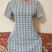 платье туника пог. 48
