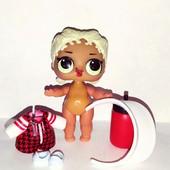 MGA Lоl. Оригинал... куколка+одежда+обувь+аксессуар +бутылочка