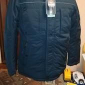 Куртки мужские с мембраной и градусником. Два цвета. Венгрия. Есть отзывы