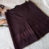 Красивая юбка на пышные формы . размер евро 48,наш 52,54