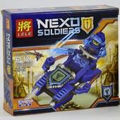 Конструктор lele 79275 Nexo Knight аналог Lego, случайный набор, можно докупить по ставке