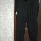 Фирменные новые красивые мужские брюки р.38-29 на пот-49-50, поб-61