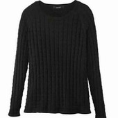 esmara.классный хлопковый пуловер фактурной вязки М40/42+6