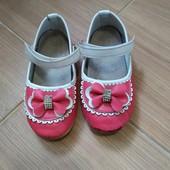 Симпатичные туфельки для принцессы+подарок