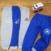 Легенькие Спортивные штаны всегда нужны)) Разные, 80-134 см рост
