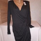Трикотажное платье, хл