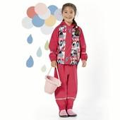 Чудова куртка дождьовик на дівчинку, розмір 110/116, бренд lupilu германія
