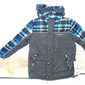 Зимняя курточка Rugged bear р. 4Т
