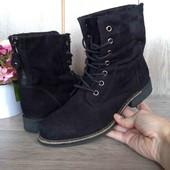 Ботинки на меху Graceland