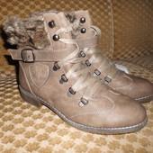 Ботинки демисезонные, Германия, 40 р-р, стелька 26 см
