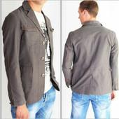 Стильный пиджак-ветровка. Размер М,Л,ХЛ