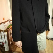 Классическое шерстяное пальто, Беларусь, 56 р