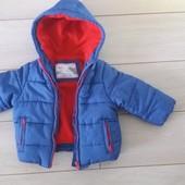 Курточка для мальчика 3~6 мес