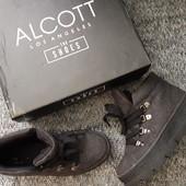 Демисезонные ботинки Alcott, Италия, 36 размер