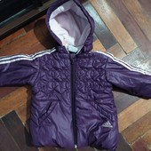 Курточка Adidas в отличном состоянии
