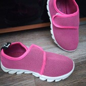 Кроссовки на девочку, 27 размер (17 см)