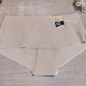 Качественное белье шведского бренда! 2 бесшовных трусиков со средней посадкой