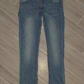 Benetton стильные джинсы на девочку 7лет замеры на фото