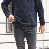 Livergy модные джинсы слим фит р. 32/34