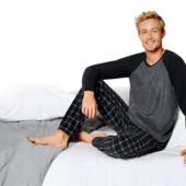 Livergy полностью флисовая пижама/ костюм для дома р.L(52/54)