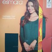 Классный фирменный лонгслив реглан от Esmara Новый
