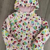 Термо-курточка для девочки Lupilu! Германия! 110-116р. 4-6лет