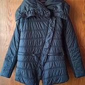 Черная курточка на синтепоне косуха.р.С нюанс