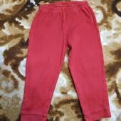 Спортивные фирменные штаны на мальчика 2 г. 92 рост можна раньше