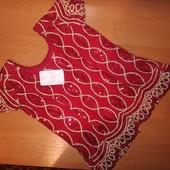 Карнавальная блуза. На рост 110-116