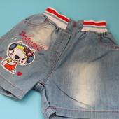 Красивые джинсовые шортики