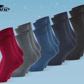 Лот-2 пары! Женские / мужские зимние оздоровительные носки Crane, р.39-42 (цвет на выбор)