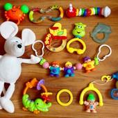 Пакет игрушек для малышей, погремушки