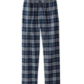 Комфортные фланелевые штаны от Livergy Германия, размер xl (56 58).