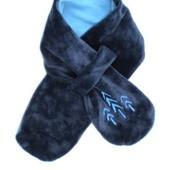 Тёплый шарф из велюра на тонком флисе Lupilu (Германия), размер one size