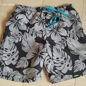 новые мужские шорты Hemа на подкладке р.XL 100%полиэстр (сток на дефекты проверено)