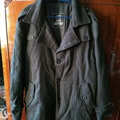 Мужское пальто-пиджак очень стильное