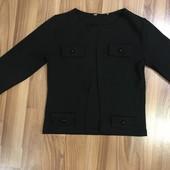 школьный пиджак-болеро на девочку