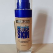 Тональный крем Maybelline Super stay better skin, 010 тон - ivory