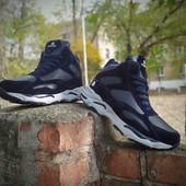 Зимние мужские кроссы, ботинки. Очень теплые!
