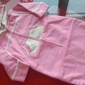 Rocawear конверт демисезонный мягкий мех новорожденной девочке 0-3 мес новый