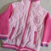 Классная куртка для принцессы. Примерно на 2-3 г.