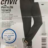 Отличные функциональные спортивные штаны Crivit Германия размер М (48/50)