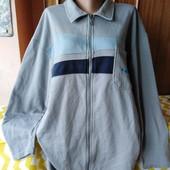 Классная трикотажная рубашка /кофта Gotcha !!! Размер XL, идёт 54/56 !!! Замеры!!!