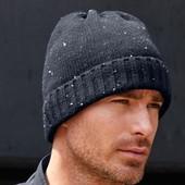 ⚙ Комфортная термо шапка на флисе от Tchibo (Германия), размер универсальный