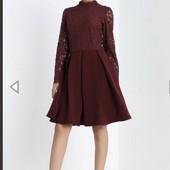 Платье molly bracken Л новое