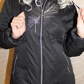 куртки на силиконе, зима! в сезон цена будет дороже!хл размер, на наш 46/48