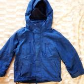 куртка-трансформер 3 в 1 на 5-6 лет