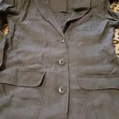 продам летний лляной пиджак